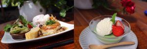 ☆Cafe heart seedでランチ5月Vol1